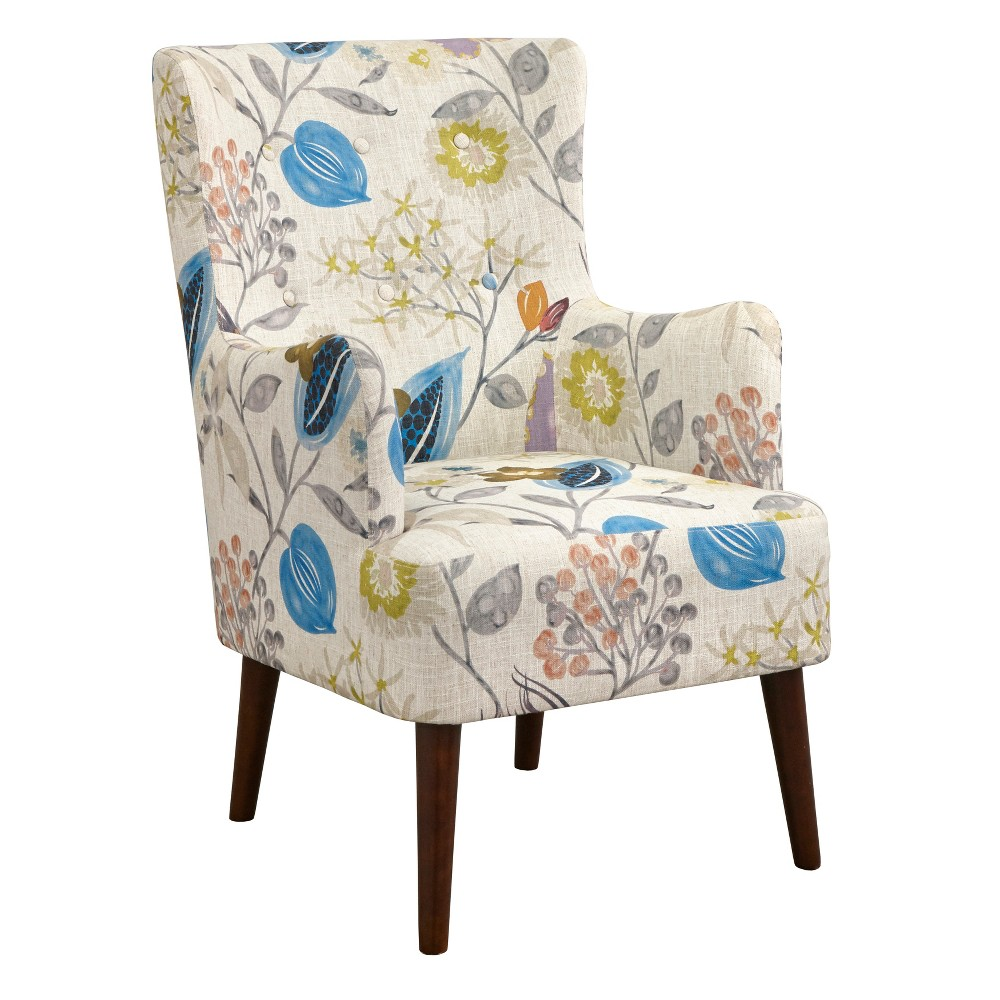 Image of Jane Chair Floral Pop - angelo:Home