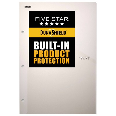 Anti-Microbial Partition Expanding File Folder - Five Star