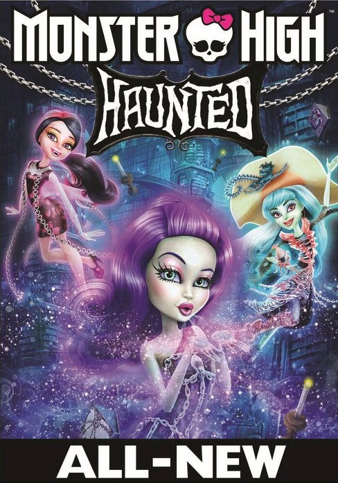 Monster High: Haunted - image 1 of 1