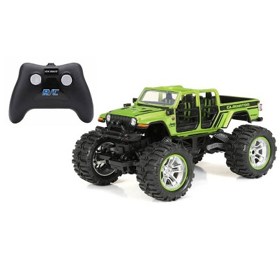 New Bright R/C  1:14 Scale Jeep Gladiator Mojave Rock Crawler