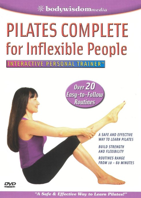Pilates complete for inflexible peopl (DVD) - image 1 of 1