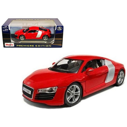 Audi R8 Red 118 Diecast Model Car By Maisto Target