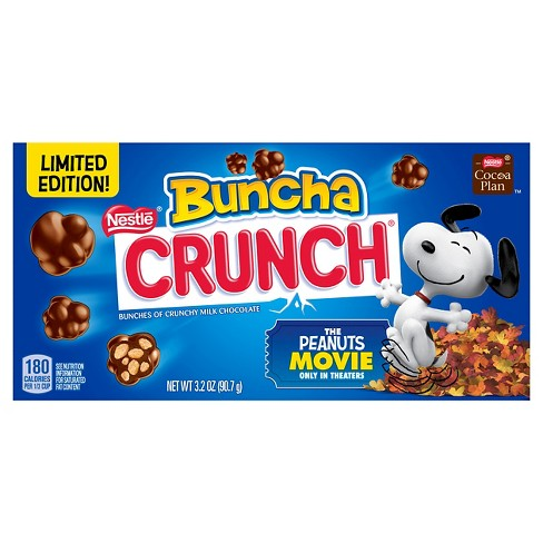 Nestle Crunch Buncha Crunch Milk Chocolate Candy - 3.2oz - image 1 of 1