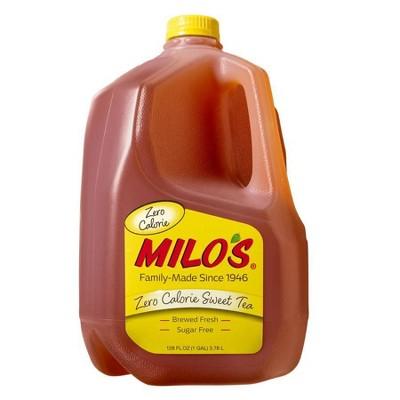 Milo's No Calorie Sweet Tea - 1gal