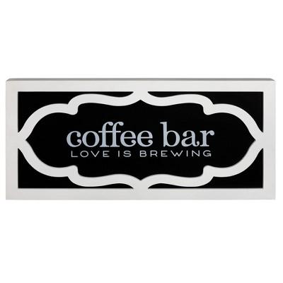 Coffee Bar Love is Brewing Wall Decor - Stratton Home Décor