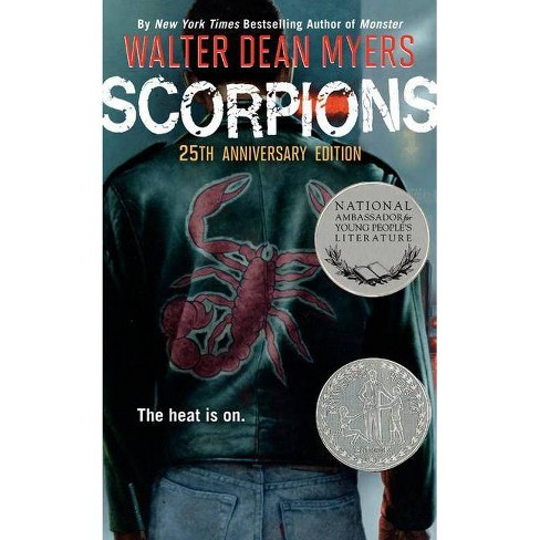 Scorpions - by  Walter Dean Myers (Paperback) - image 1 of 1