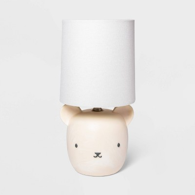 Table Lamp White Bear - Cloud Island™ Bear