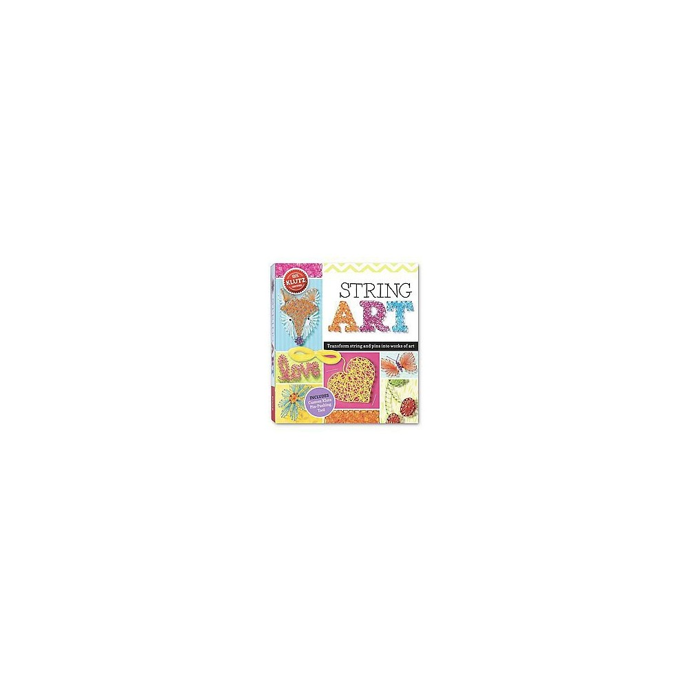 String Art (Paperback), Books