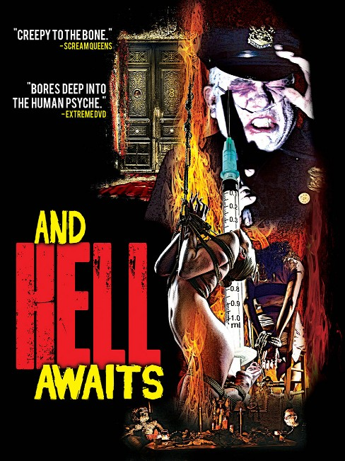And Hell Awaits (DVD) - image 1 of 1