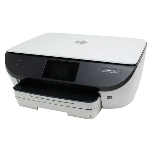 Hp Envy 5660 Wireless All In One Photo Printer With Mobile Printing Instant Ink Ready Black Pre Ownedcertified No Ink Included