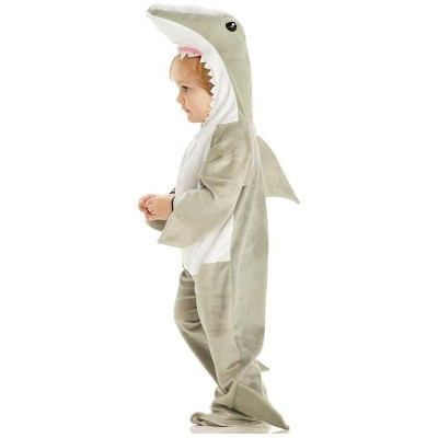 Underwraps Costumes Shark Costume Child Toddler
