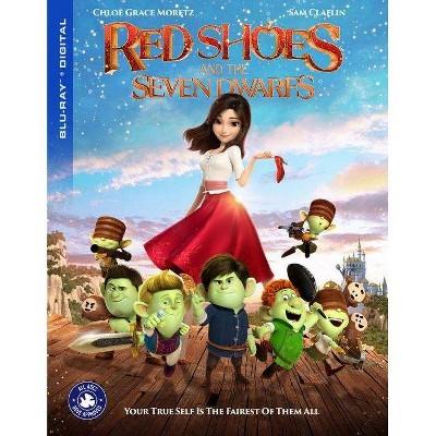 Red Shoes & The Seven Dwarfs (Blu-ray + Digital)