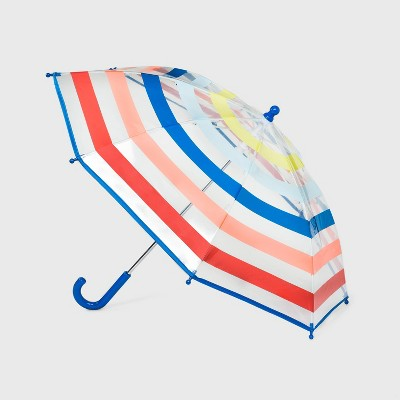 Toddler Stick Umbrella - Cat & Jack™ Blue