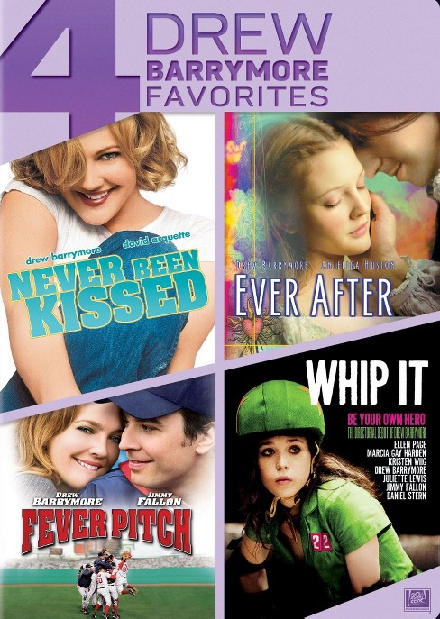 Never been kissed/Ever after/Fever pi (DVD) - image 1 of 1