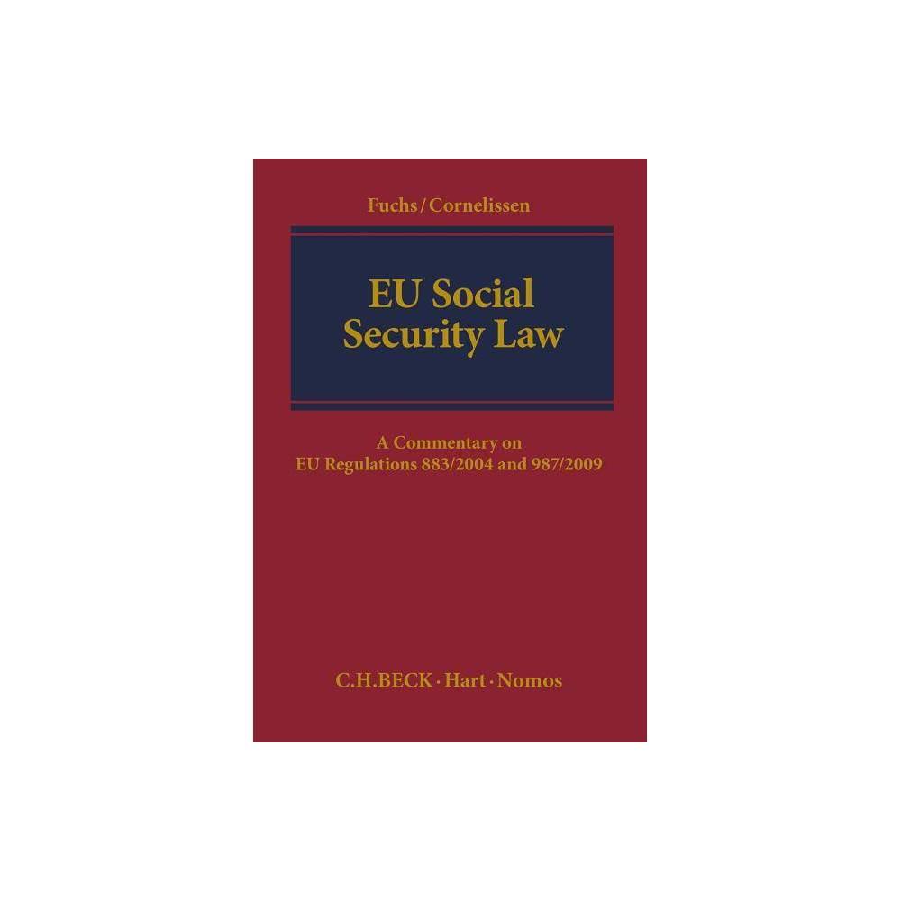 Eu Social Security Law - (Hardcover)