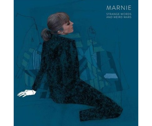 Marnie - Strange Words And Weird Wars (CD) - image 1 of 1