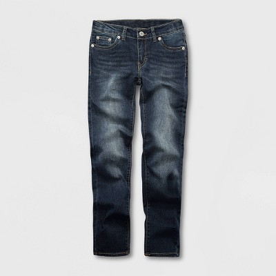 Levi's® Girls' Mid-Rise Super Skinny Jeans