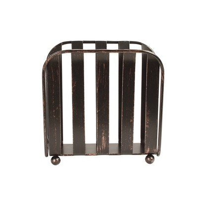 Spectrum Stripe Napkin Holder - Oil Rubbed Bronze - Spectrum Diversified Designs