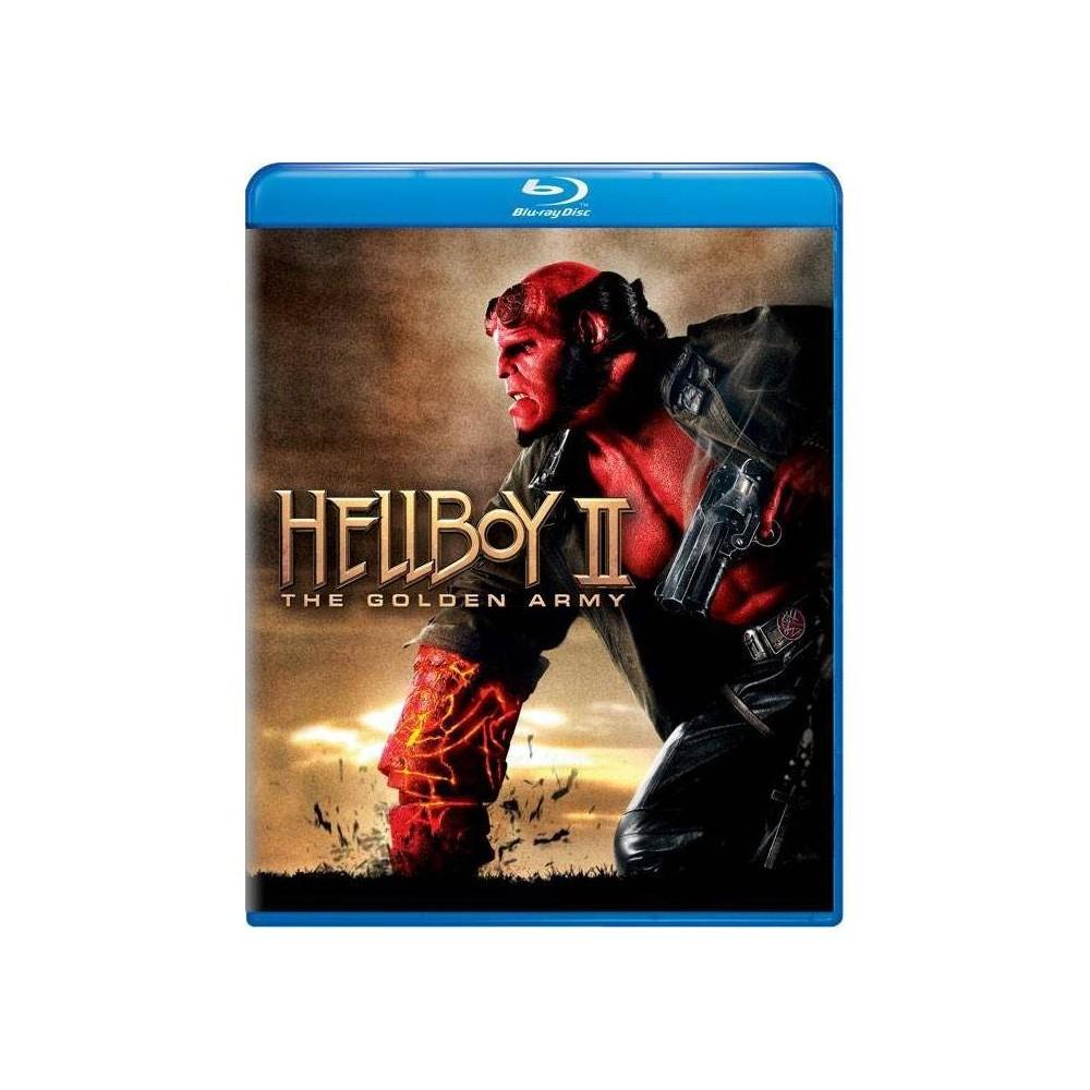 Hellboy Ii The Golden Army Blu Ray