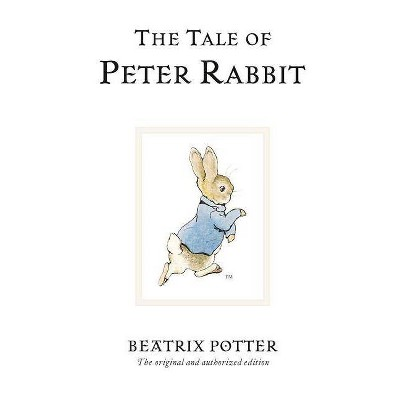 The Tale of Peter Rabbit - 100th Edition by  Beatrix Potter (Hardcover)
