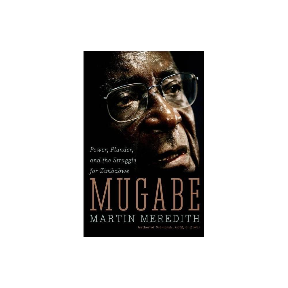 Mugabe By Martin Meredith Paperback