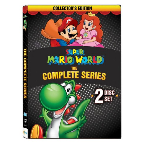 Super Mario World: The Complete Series [2 Discs] - image 1 of 1