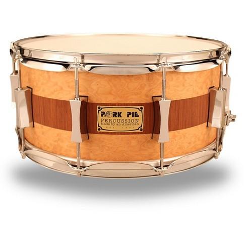 Pork Pie USA USA Custom Snare Drum 14 x 6.5 in. - image 1 of 1