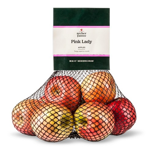 Pink Lady Apples 3lb bag - Archer Farms™ - image 1 of 1
