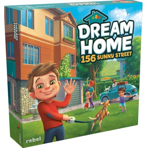 Dream Home: 156 Sunny Street Board Game - image 1 of 3
