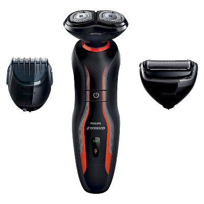 Philips Norelco Click & Style Wet & Dry Men's Rechargeable Electric Shaver - S738/82
