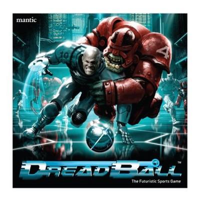 DreadBall - The Futuristic Sports Game Board Game