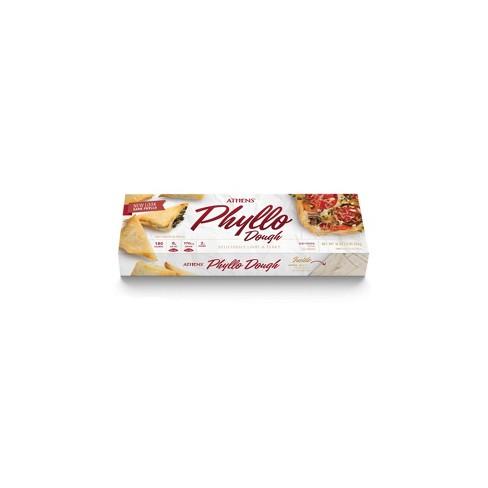 Athens Vegan Frozen Fillo Dough - 16oz/2ct - image 1 of 3