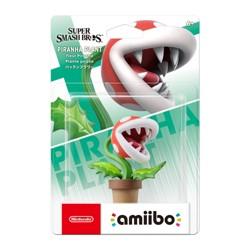 Nintendo Super Smash Bros. amiibo Figure - Piranha Plant