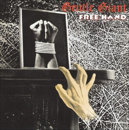 Gentle giant - Free hand (CD) - image 1 of 1