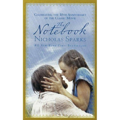 Notebook - by  Nicholas Sparks (Hardcover) - image 1 of 1