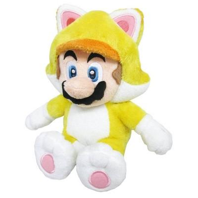Nintendo  Super Mario 3D Plush - Cat Mario