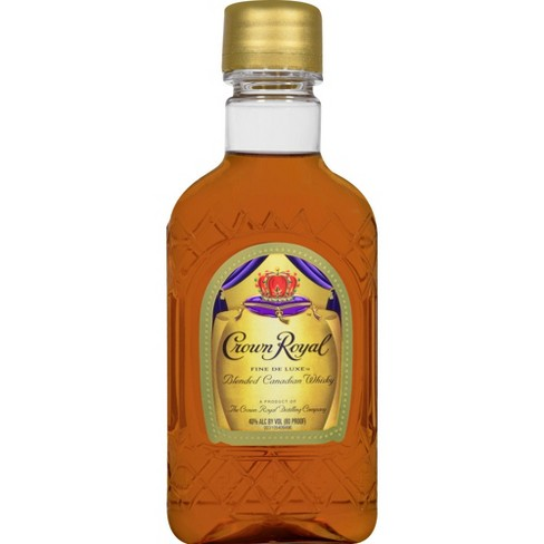 Crown Royal Canadian Whisky - 200ml Bottle - image 1 of 2