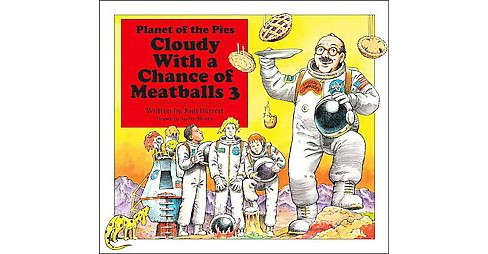 Cloudy With a Chance of Meatballs 3 (Hardcover) by Judi Barrett - image 1 of 1