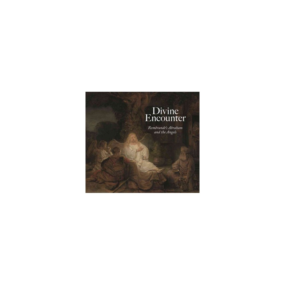 Divine Encounter : Rembrandt's Abraham and the Angels (Hardcover) (Joanna Sheers Seidenstein)