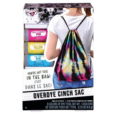 Overdye Cinch Sac Kit - Fashion Angels