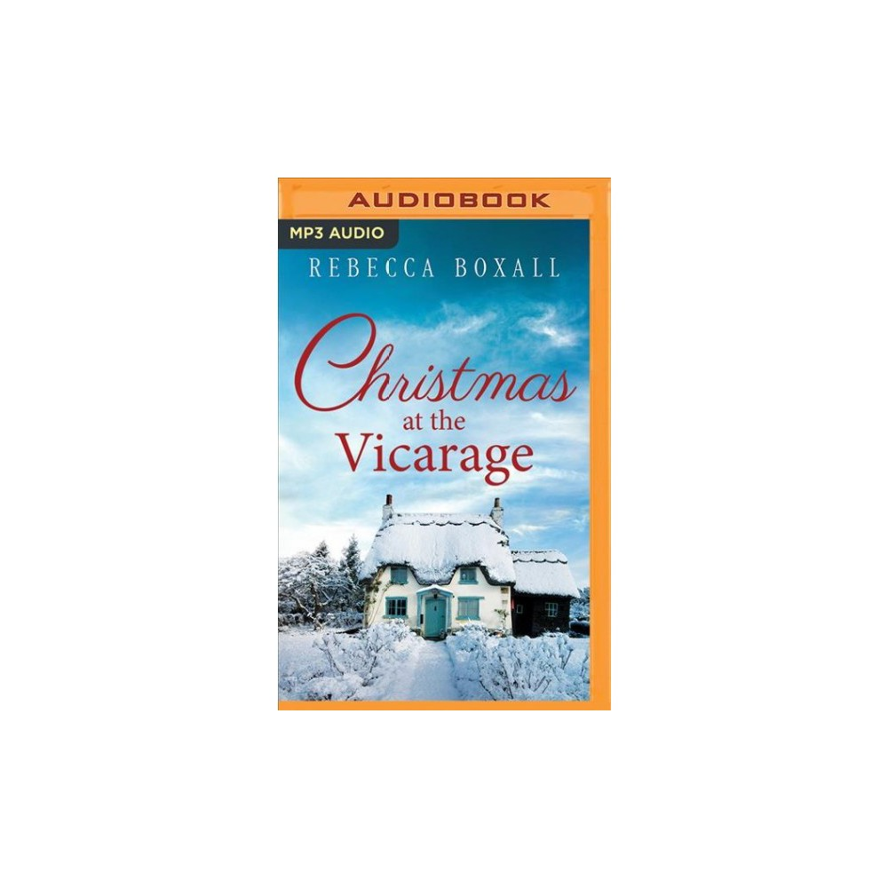 Christmas at the Vicarage - by Rebecca Boxall (MP3-CD)
