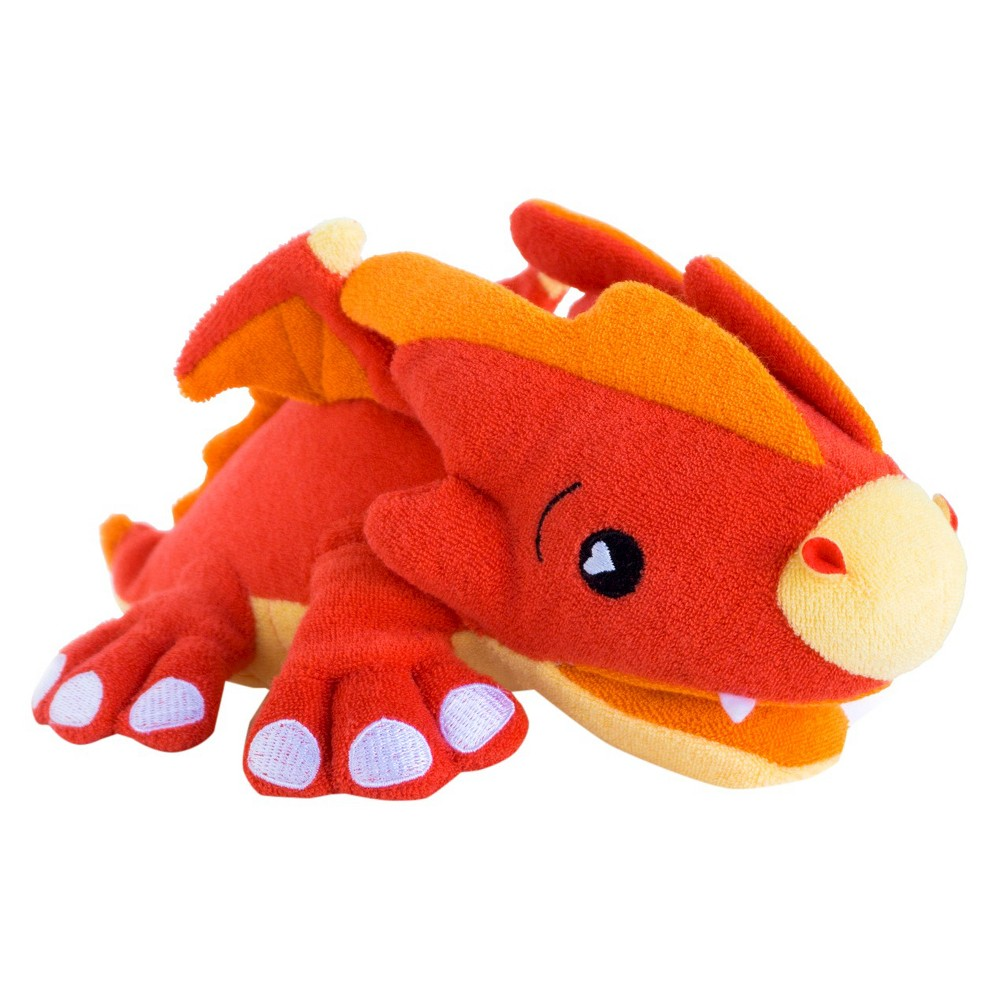 Image of SoapSox Wash Mitt, Scorch the Dragon