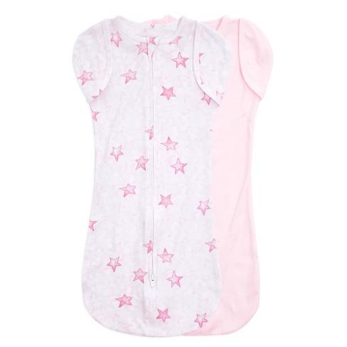 aden+anais essentials newborn Swaddle Wrap 0-3 Months - image 1 of 4