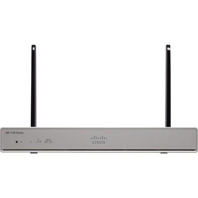 Cisco C1111-8P Integrated Services Router - 10 Ports - PoE Ports - Management Port - 1 Slots - Gigabit Ethernet - Rack-mountable, Desktop