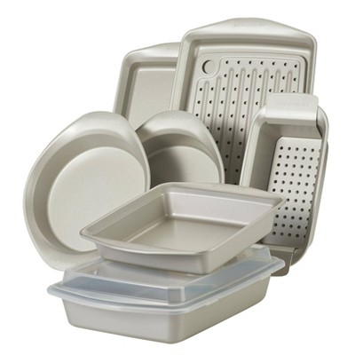 Rachael Ray 10pc Bakeware Set