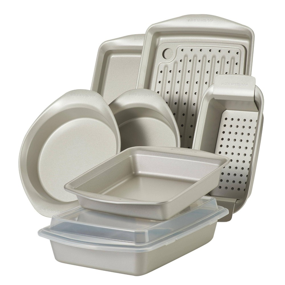 Image of Rachael Ray 10pc Bakeware Set