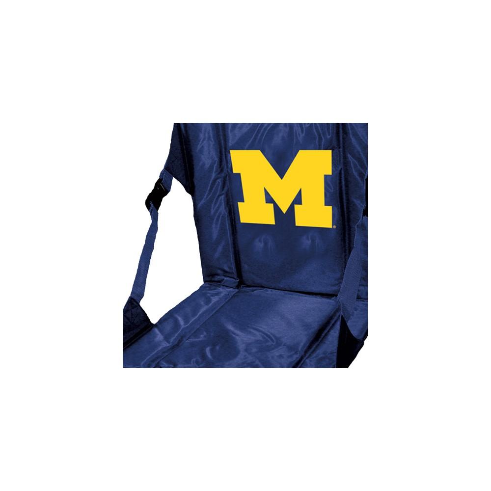 Ncaa Michigan Wolverines Stadium Seat Cushion