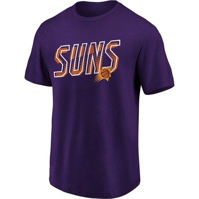 NBA Phoenix Suns Men's Bi-blend Short Sleeve T-Shirt