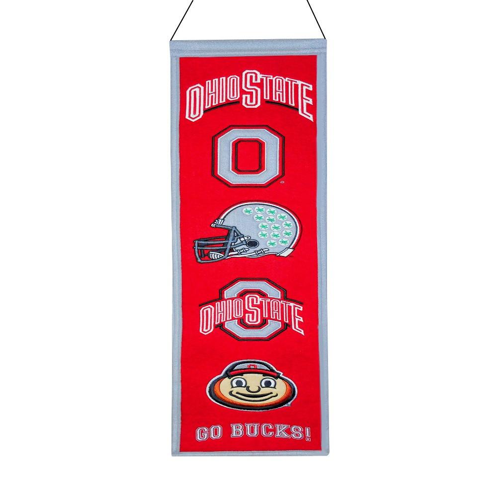 Ohio State Buckeyes Winning Streak Heritage Banner
