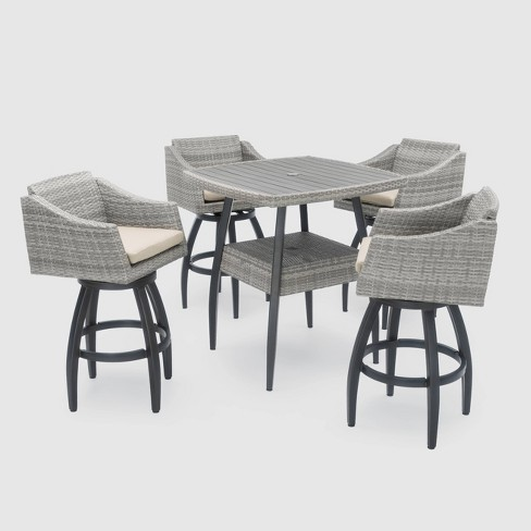Cannes 5pc Barstool Set - RST Brands  - image 1 of 4